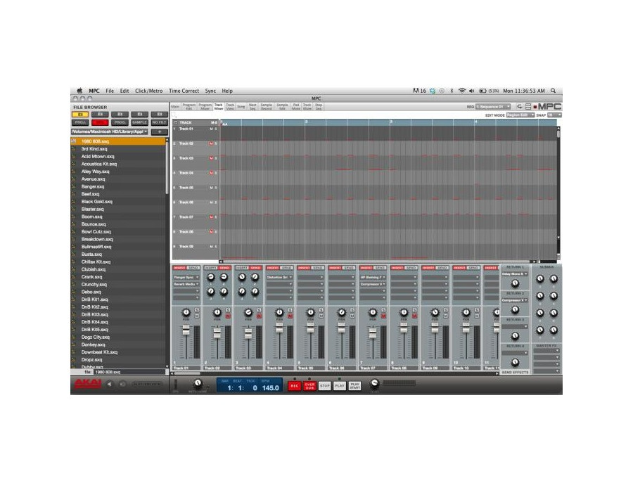 Akai MPC Software