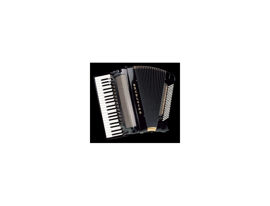 Excelsior SYMPHONY GOLD Accordion