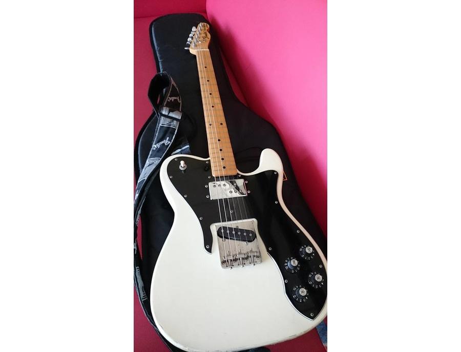 Fender Japan Telecaster Custom White