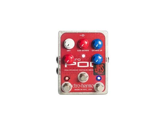(JHS) Electro Harmonix Micro Pog Quadra Pog Mod