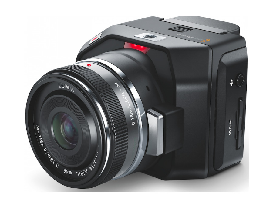 Black Magic Micro Cinema Camera