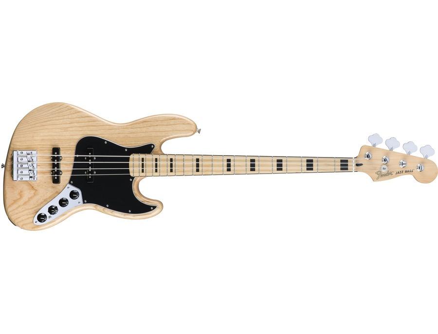 Fender Deluxe Active Jazz Bass  (Duplicate)