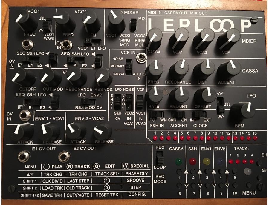 L.E.P. Leploop V2