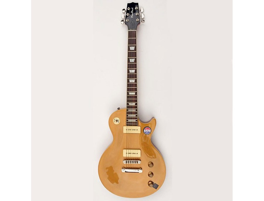 Doodad Guitars St. Peter Goldtop