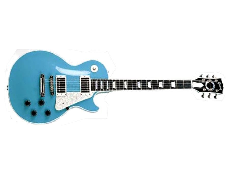 Gibson Les Paul Catalina 2000 turqoise