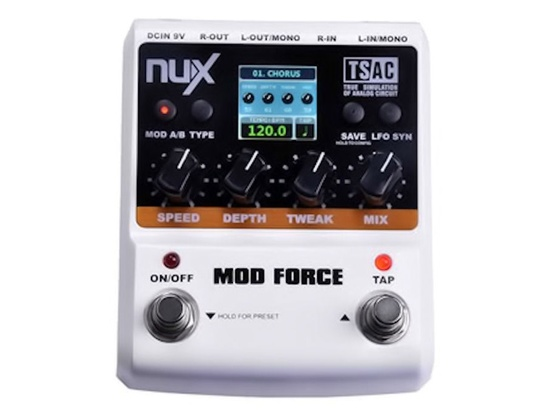 Xvive Mod Force