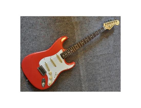 Fender Stratocaster serial # 66956 (1961)