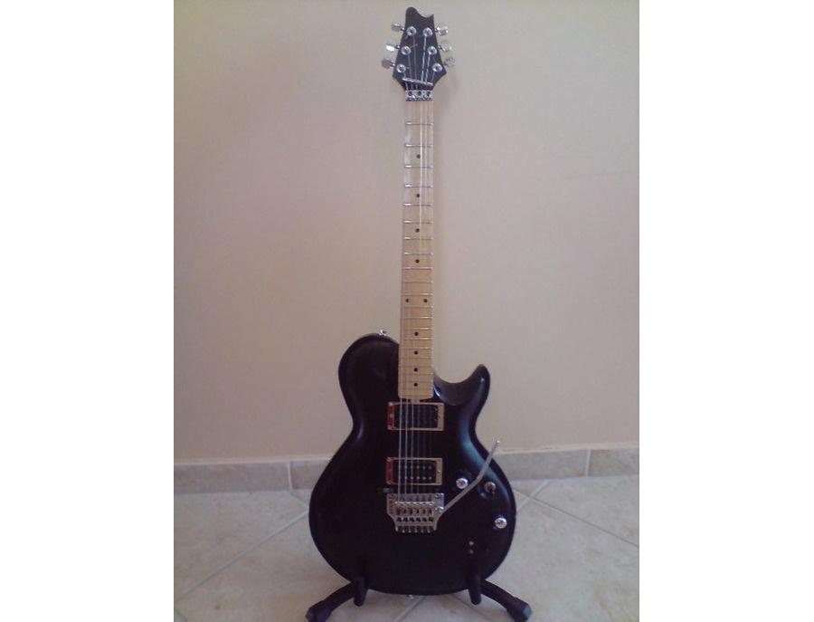 aspriotis custom guitar