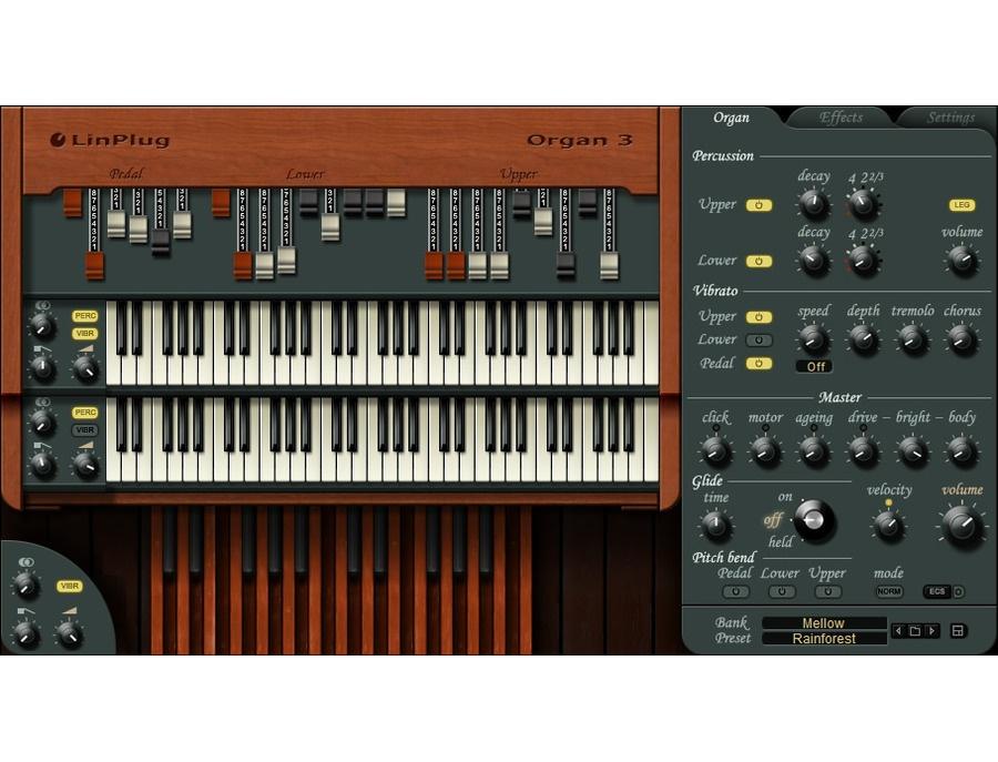 Linplug Organ 3