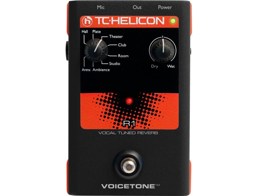 TC Helicon VoiceTone R1