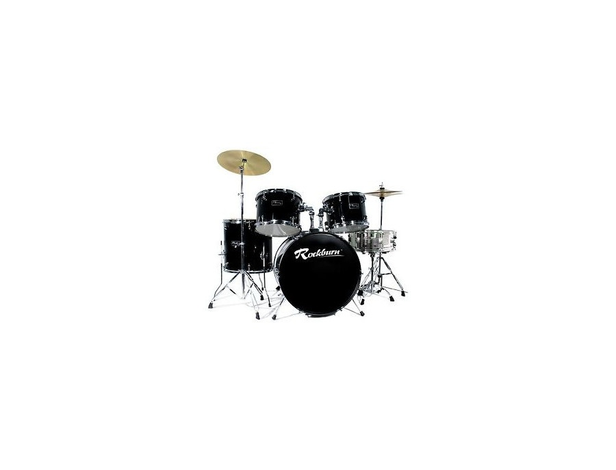 Rockburn 5 Piece Drum Kit
