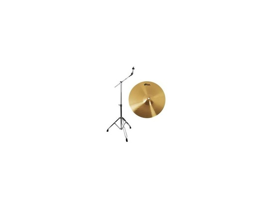Tiger Ride Cymbal and Stand