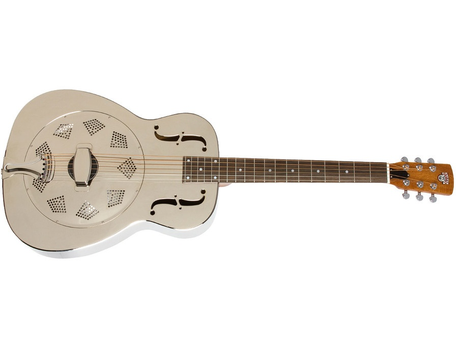 Epiphone dobro hound dog resonator guitar xl