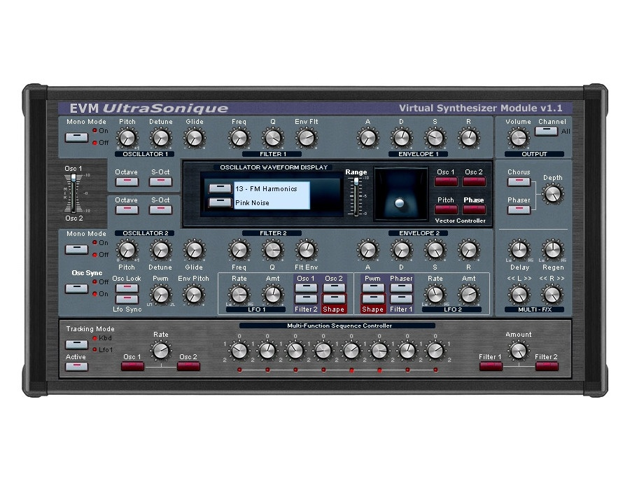EVM Ultrasonique