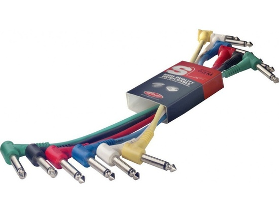 Stagg SPC015L E Patch Cable