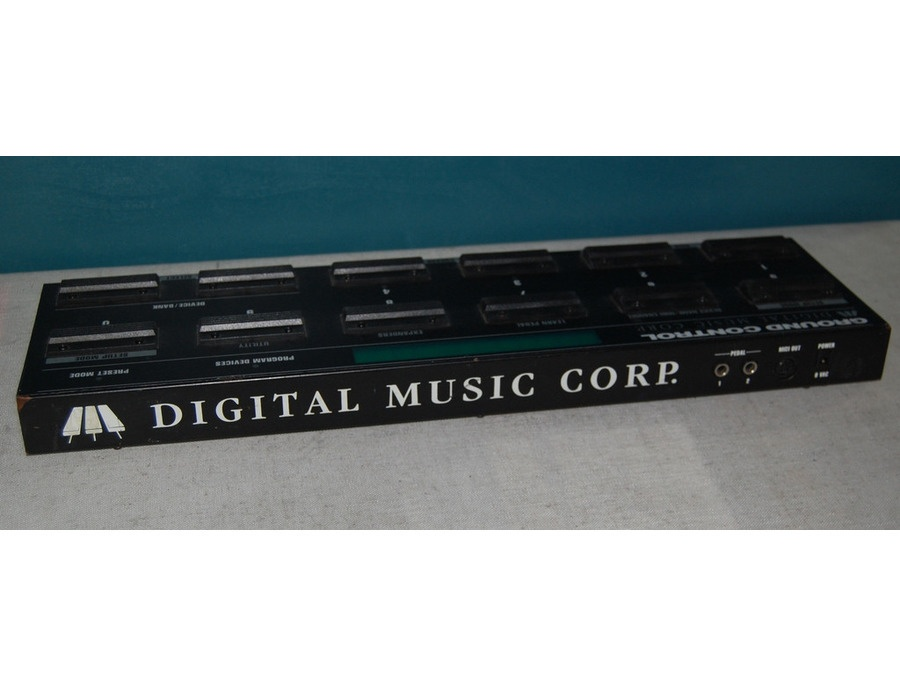 Digital Music Corp Ground Control