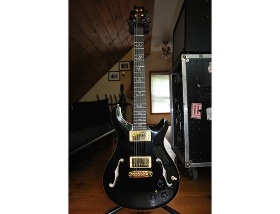 2008 PRS Hollowbody black