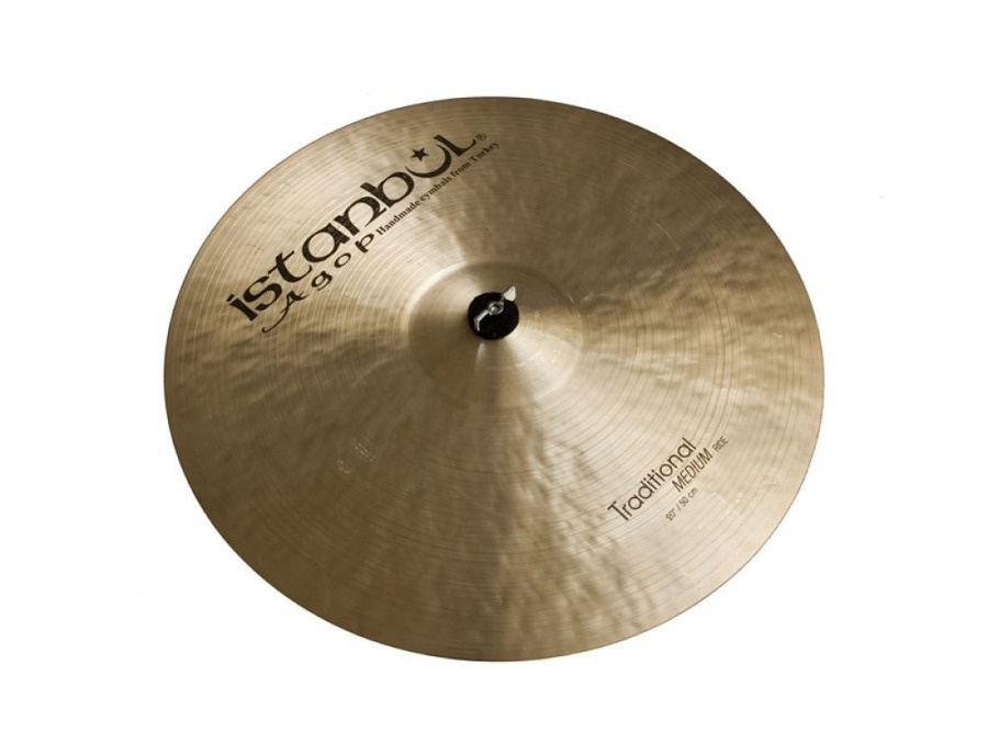 Istanbul Agop Traditional Ride 20""