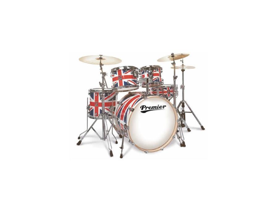 Premier union jack drum kit xl