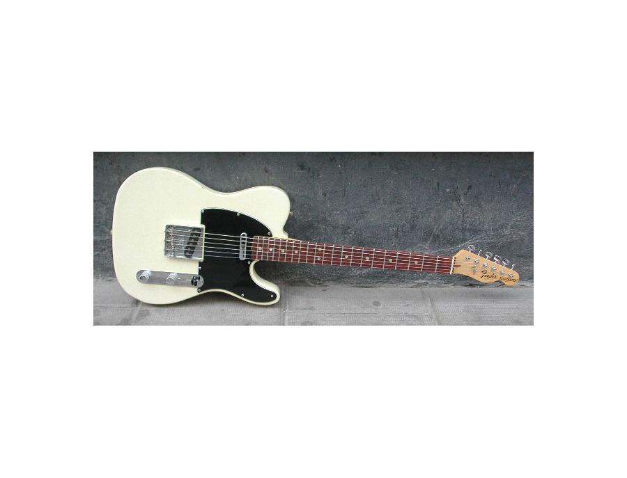 1960 Fender Telecaster (White)