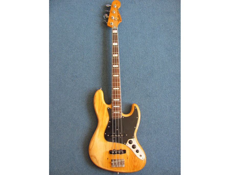 Fender 1976 Jazz bass