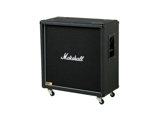 Marshall Straight-front 4x10 Cabinet