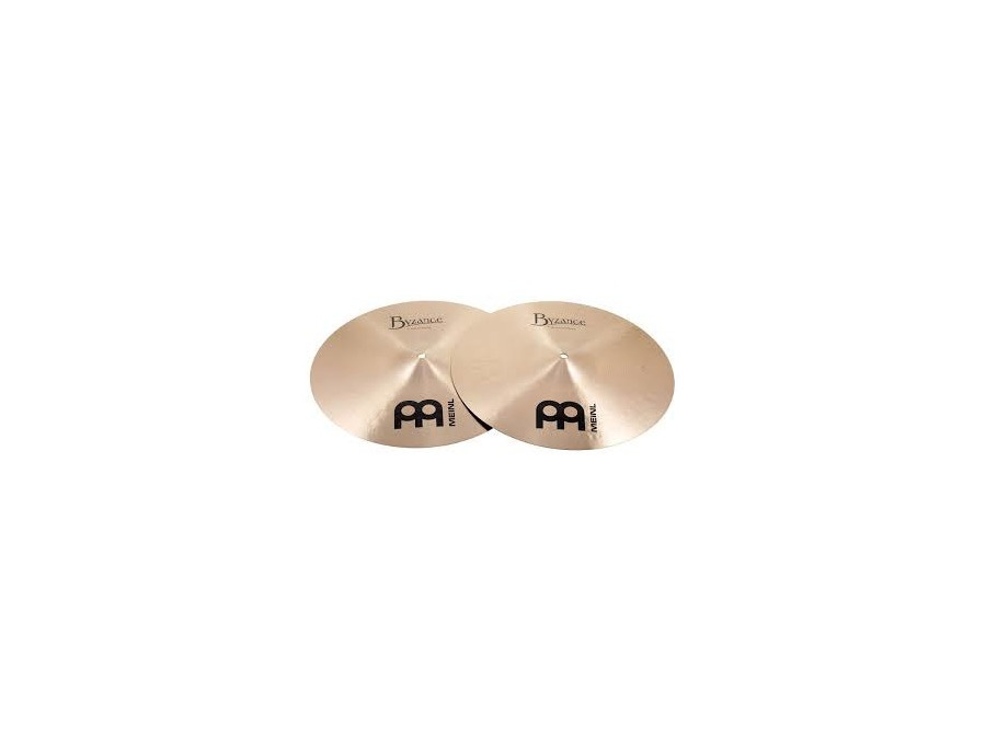 Meinl Byzance Traditional Heavy Hi Hats
