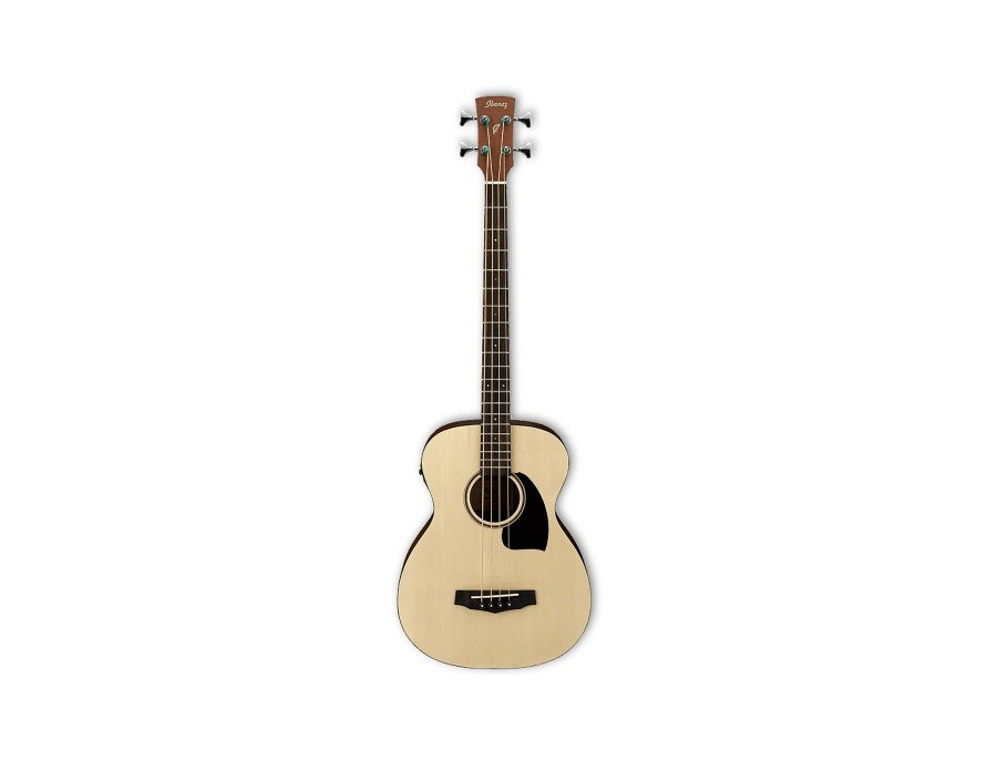 Ibanez PCBE12-OPN 4 String Acoustic Electric Bass