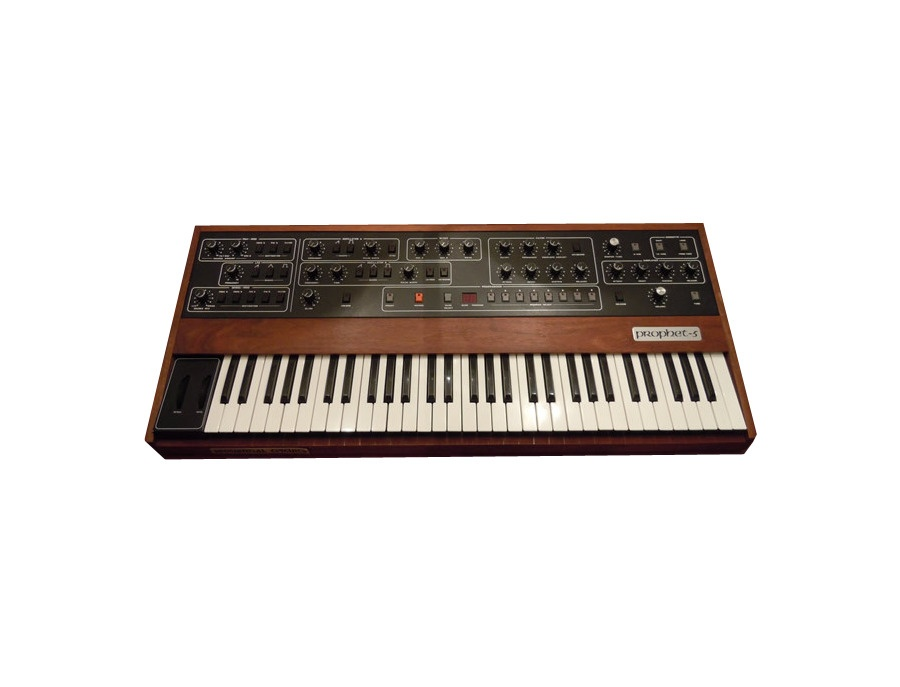 Sequential Circuits Prophet-5
