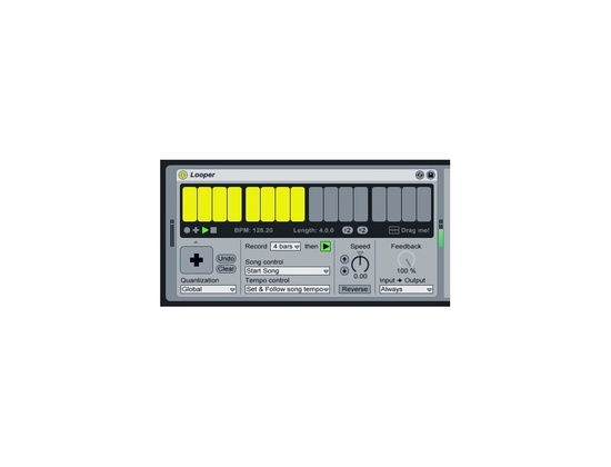 Ableton Looper