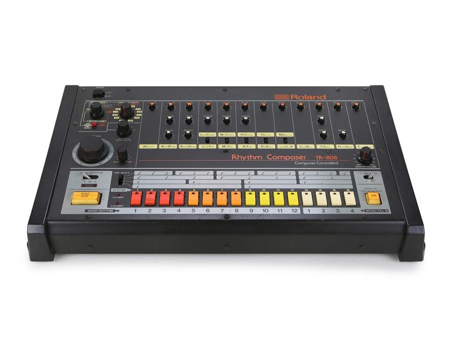 Roland tr 808 rhythm composer xl