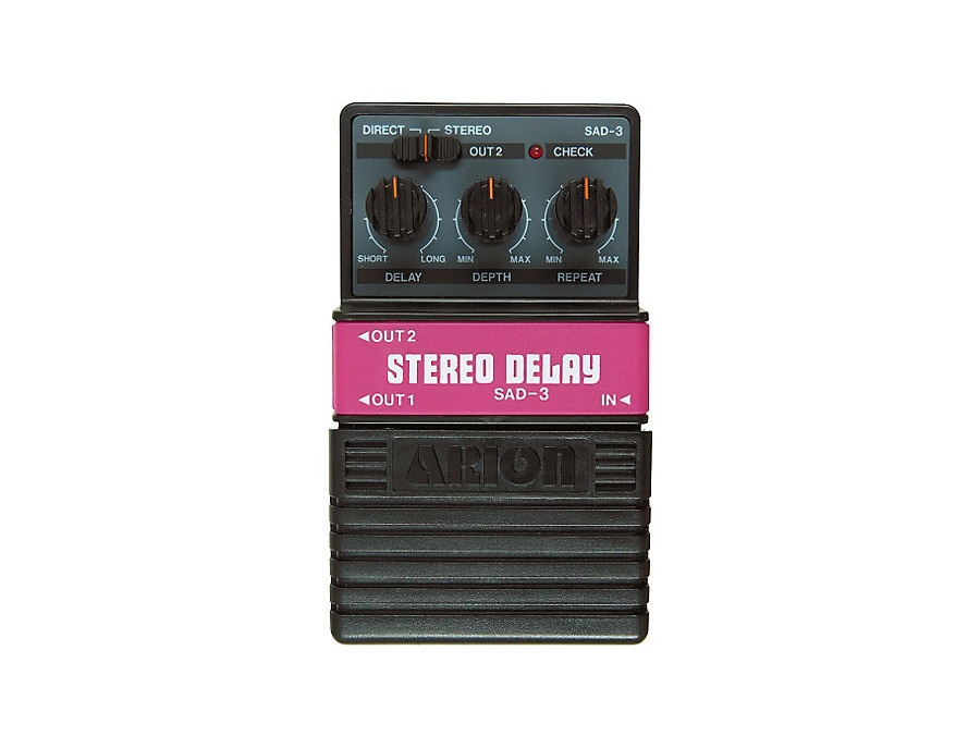 Arion SAD-3 Stereo Delay