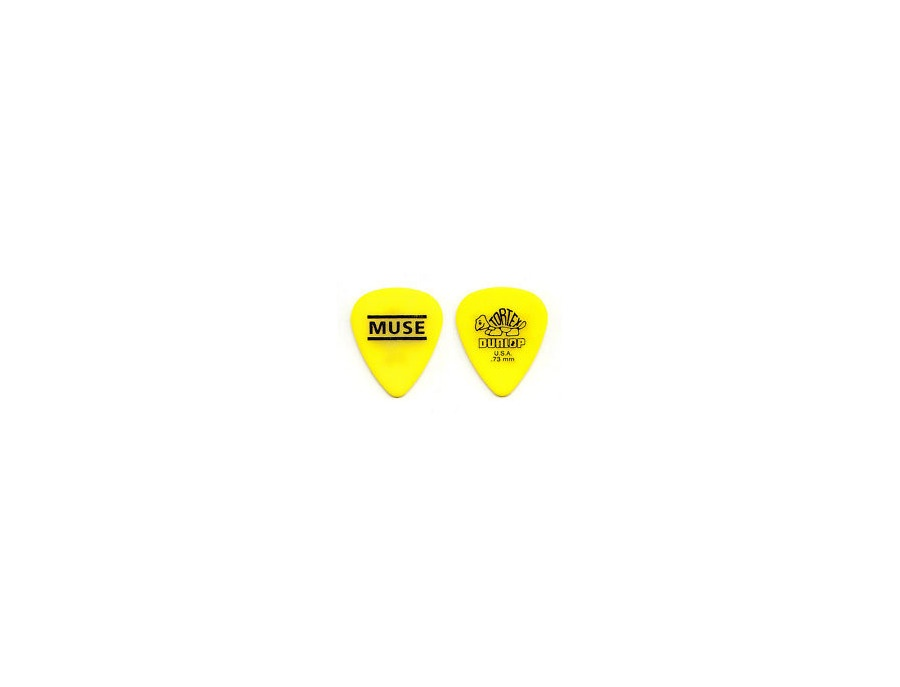 Muse Tortex Pick .73 mm