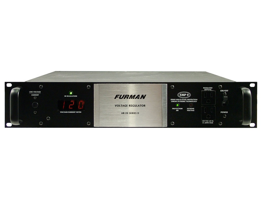 Furman AR-20 Series II Voltage Regulator