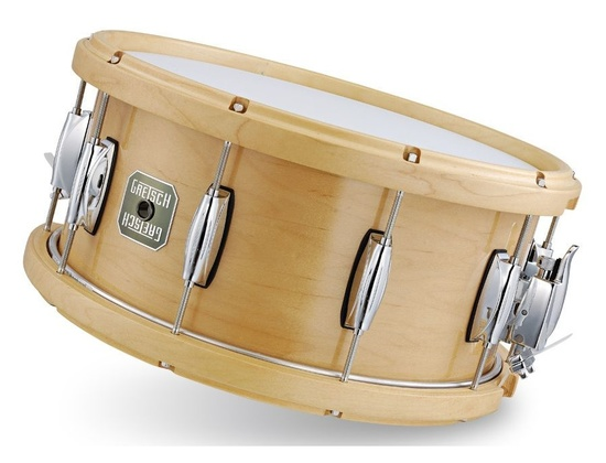Gretsch full wood snare