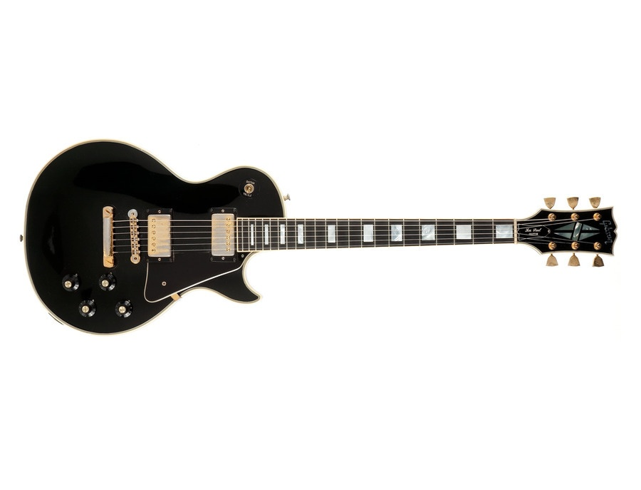 1973 Gibson Les Paul Custom