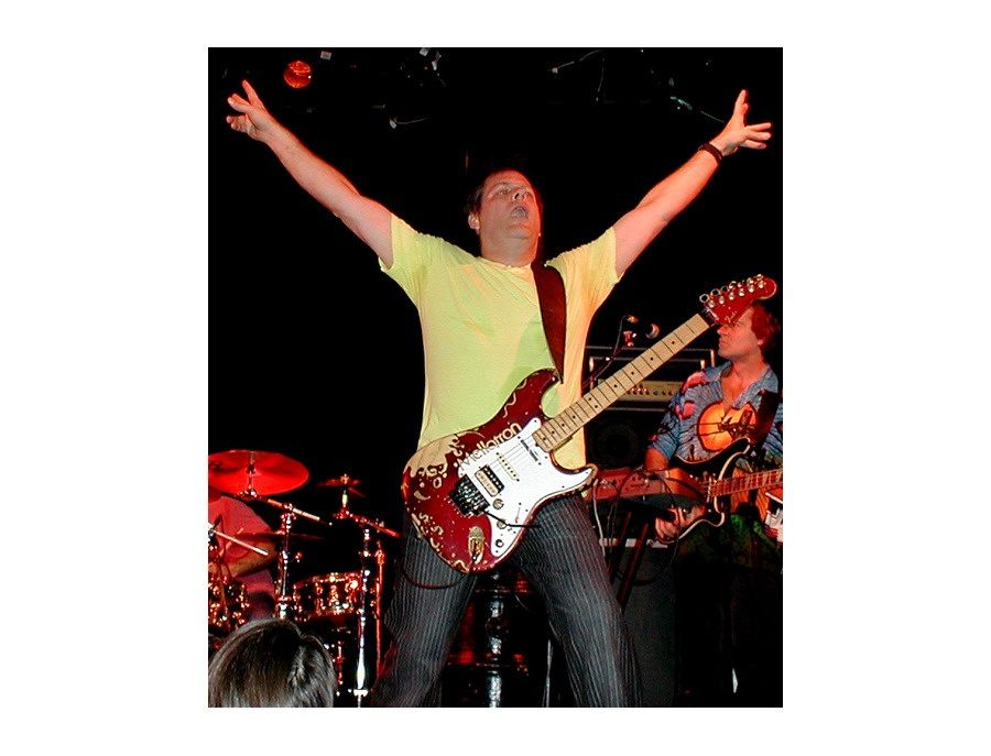 Alan Morse custom Fender Strat
