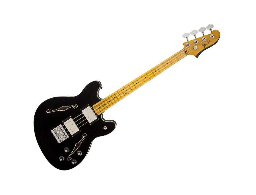Fender Starcaster Bass (Black)