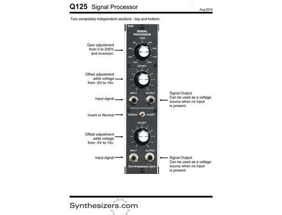Q125 Signal Processor