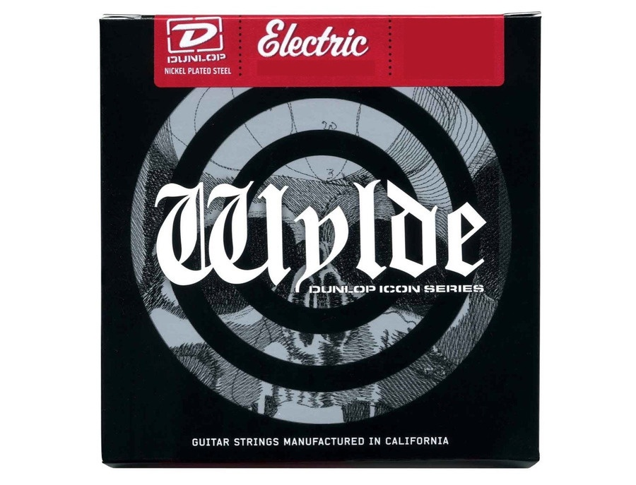 Dunlop Zakk Wylde Icon Series Signature Guitar Strings CST (.010-.060)