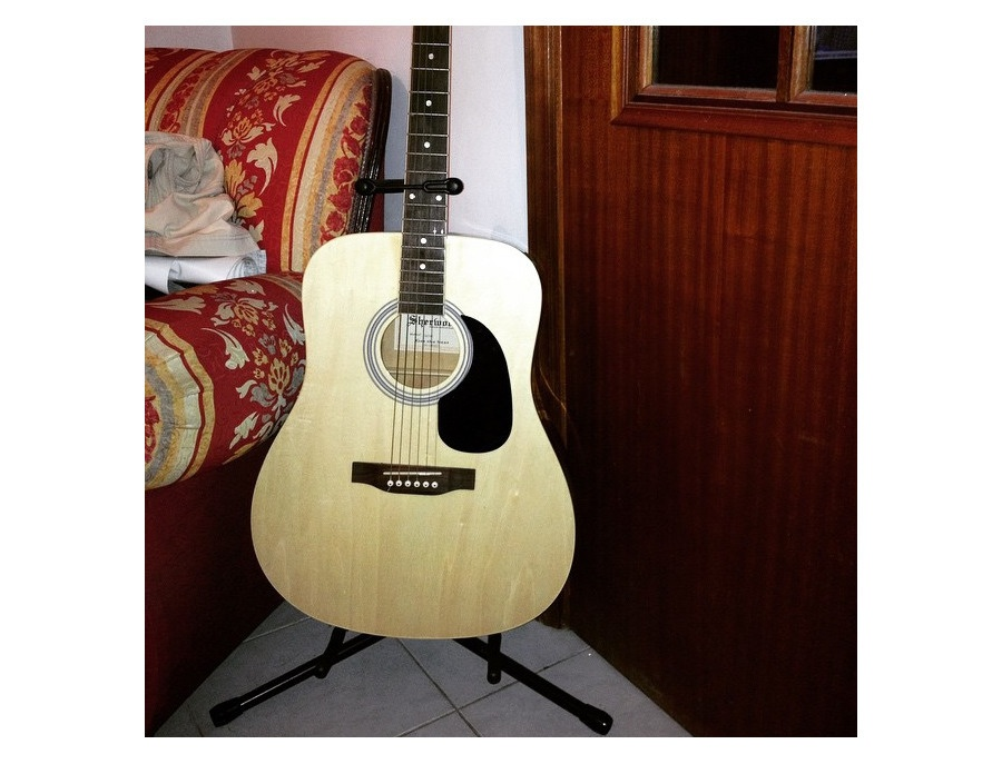 Sherwood Acoustic Guitar