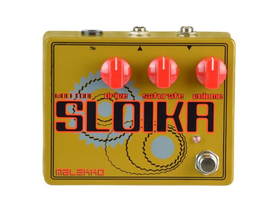 Malekko Wolftone Sloika Distortion