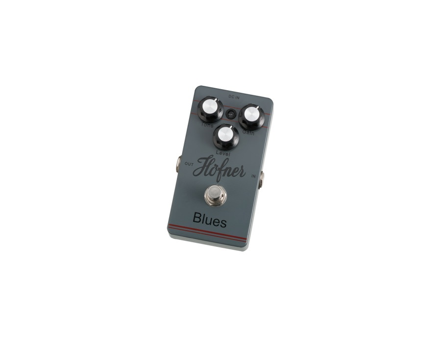 Hofner Guitar Blues Overdrive Pedal
