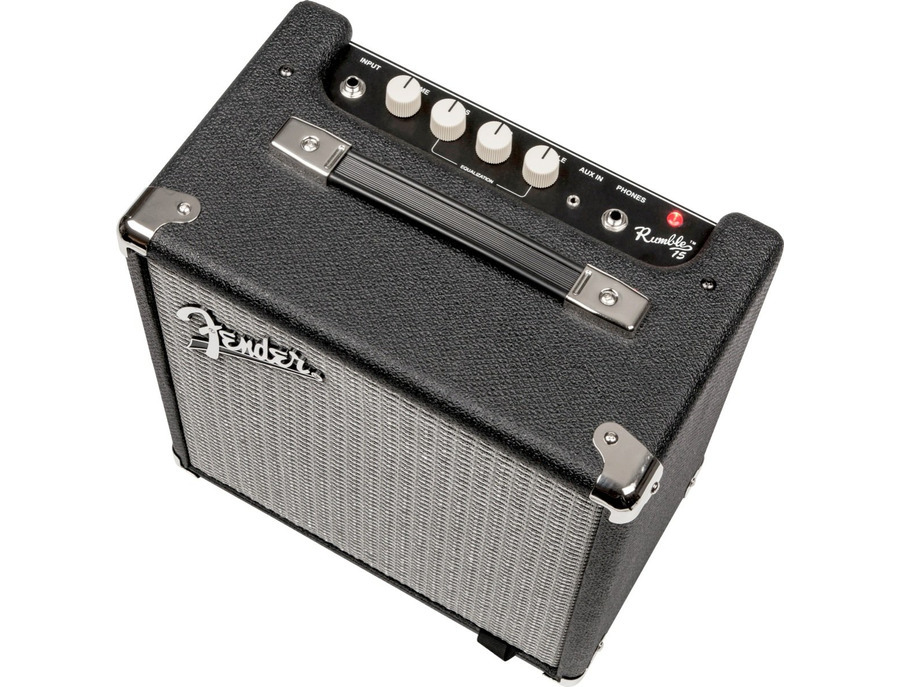 Rumble 15 V3 Amp