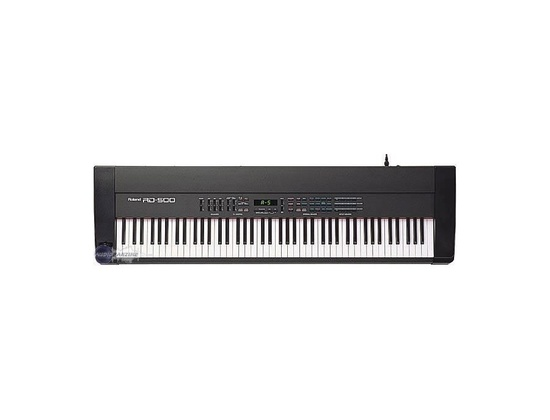 Roland rd 500 digital piano reviews prices equipboard for Roland vs yamaha piano