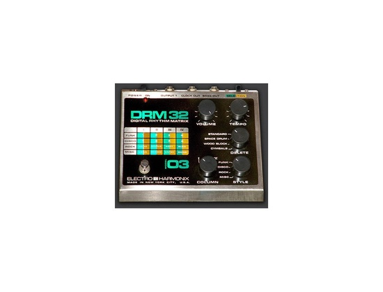 Electro Harmonix DRM 32 Digital Rhythm Matrix