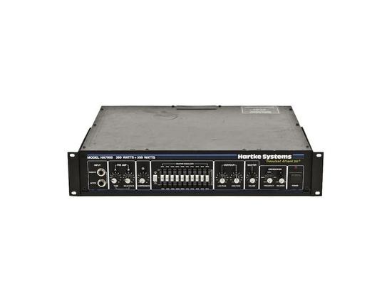 HA3500 350-Watt bass Amp Head