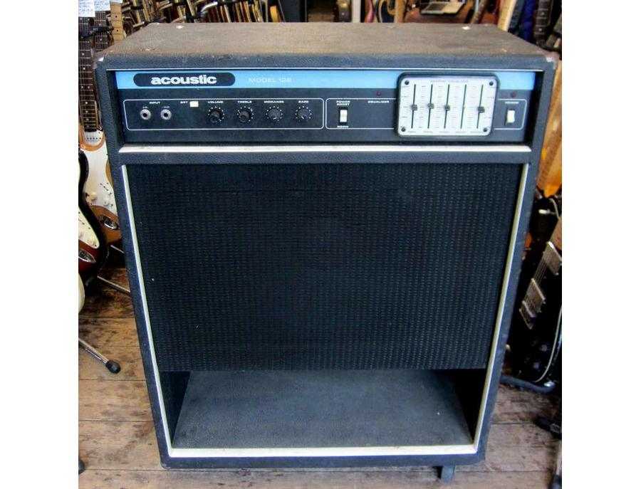 Acoustic combo bass amp model 128 xl