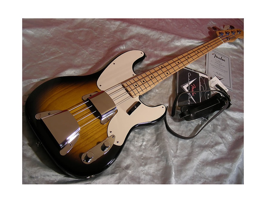 Single Coil Fender Precision Bass
