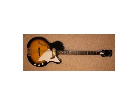 Harmony Semi Acoustic Bass